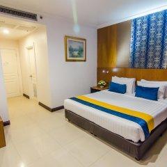 Отель Forum Park Бангкок комната для гостей фото 2