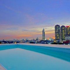 Отель CNR House Hotel Таиланд, Бангкок - отзывы, цены и фото номеров - забронировать отель CNR House Hotel онлайн бассейн фото 2