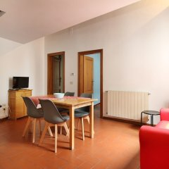 Отель L'attico di Sant'Ambrogio комната для гостей фото 4