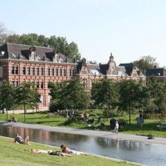 Отель Urban Lodge Hotel Нидерланды, Амстердам - отзывы, цены и фото номеров - забронировать отель Urban Lodge Hotel онлайн приотельная территория