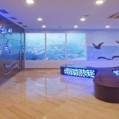 Caprici Hotel фитнесс-зал фото 2