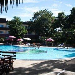 Pattaya Garden Hotel с домашними животными