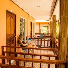 Отель Hatzanda Lanta Resort Ланта развлечения