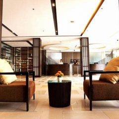 Отель Signature Pattaya Hotel Таиланд, Паттайя - отзывы, цены и фото номеров - забронировать отель Signature Pattaya Hotel онлайн интерьер отеля фото 3