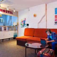 Хостел Graffiti L интерьер отеля фото 4