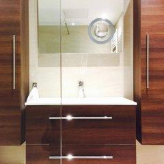 Отель SKY9 Penthouse Apartments Австрия, Вена - отзывы, цены и фото номеров - забронировать отель SKY9 Penthouse Apartments онлайн ванная фото 2