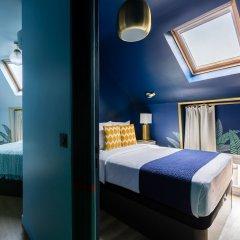 Отель Luxury 2 Bedroom Duplex - Beautiful Monument View Париж комната для гостей фото 2