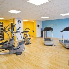 Отель Novotel Luxembourg Kirchberg фитнесс-зал фото 4