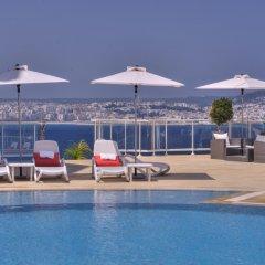 Отель Farah Tanger Марокко, Танжер - отзывы, цены и фото номеров - забронировать отель Farah Tanger онлайн бассейн