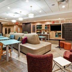 Отель Home2 Suites by Hilton Columbus Downtown США, Колумбус - отзывы, цены и фото номеров - забронировать отель Home2 Suites by Hilton Columbus Downtown онлайн интерьер отеля