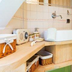 Отель InspiroApart Giewont Lux - Sauna i Basen Косцелиско ванная фото 2