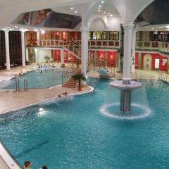 Отель Metropol Чехия, Франтишкови-Лазне - отзывы, цены и фото номеров - забронировать отель Metropol онлайн бассейн