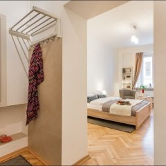 Апартаменты P&O Apartments Podwale комната для гостей фото 5