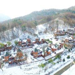 Отель KOREA QUALITY Elf Spa Resort Hotel Южная Корея, Пхёнчан - отзывы, цены и фото номеров - забронировать отель KOREA QUALITY Elf Spa Resort Hotel онлайн фото 12