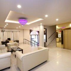 Отель OYO 139 Hanh Long интерьер отеля