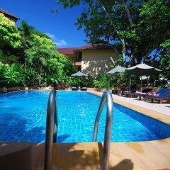 Отель Samui Laguna Resort Таиланд, Самуи - 7 отзывов об отеле, цены и фото номеров - забронировать отель Samui Laguna Resort онлайн бассейн фото 2