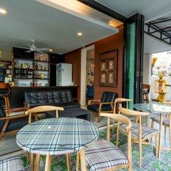 Отель Moxi Boutique Патонг гостиничный бар