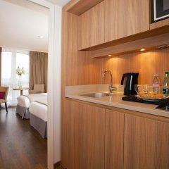Отель Residhome Roissy-Park в номере фото 2