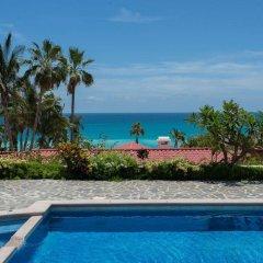Отель Villa Costa Brava Мексика, Сан-Хосе-дель-Кабо - отзывы, цены и фото номеров - забронировать отель Villa Costa Brava онлайн бассейн