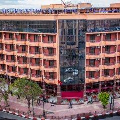 Отель Les Ambassadeurs Марокко, Касабланка - отзывы, цены и фото номеров - забронировать отель Les Ambassadeurs онлайн балкон