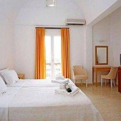 Отель Thera Mare Resort & Spa Греция, Остров Санторини - 1 отзыв об отеле, цены и фото номеров - забронировать отель Thera Mare Resort & Spa онлайн комната для гостей фото 4