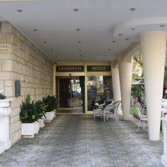 Hotel Ariminum вид на фасад фото 2