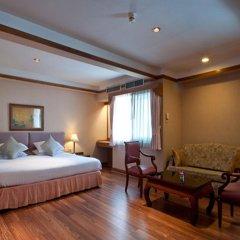 Отель Silom City комната для гостей фото 2