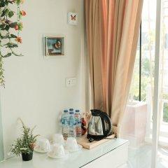 Апартаменты Bangkok Two Bedroom Apartment Бангкок удобства в номере