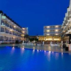 Отель Larissa Blue Kiri_ бассейн фото 2