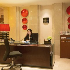 Отель InterContinental Hanoi Westlake спа