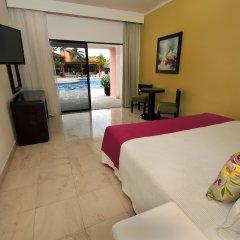 Отель Villas Vallarta By Canto Del Sol Пуэрто-Вальярта комната для гостей фото 4