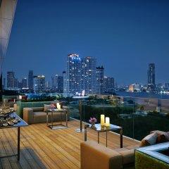 Отель AVANI Riverside Bangkok Hotel Таиланд, Бангкок - 1 отзыв об отеле, цены и фото номеров - забронировать отель AVANI Riverside Bangkok Hotel онлайн балкон