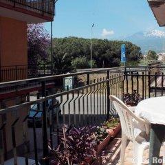 Отель La Rosa di Naxos Италия, Джардини Наксос - отзывы, цены и фото номеров - забронировать отель La Rosa di Naxos онлайн балкон