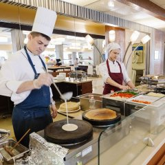 Гостиница Вега Измайлово питание фото 2