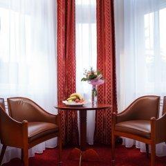 Hotel Smetana-Vyšehrad удобства в номере фото 2