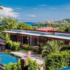 Отель 365 Panwa Villas Resort бассейн