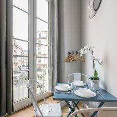 Апартаменты Apartments WS Opéra - Vendôme балкон