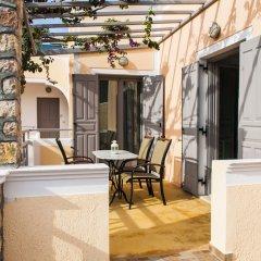 Отель Polydefkis Apartments Греция, Остров Санторини - отзывы, цены и фото номеров - забронировать отель Polydefkis Apartments онлайн балкон
