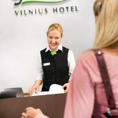 Green Vilnius Hotel спа