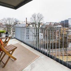 Апартаменты Akers Have Apartments балкон