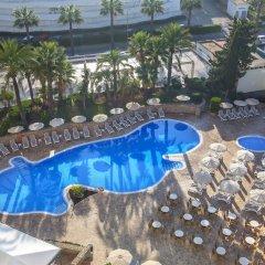 Отель Hipotels Marfil Playa бассейн
