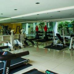 Отель Laguna Heights Pattaya Таиланд, Паттайя - отзывы, цены и фото номеров - забронировать отель Laguna Heights Pattaya онлайн фитнесс-зал фото 3