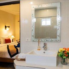 Batic House By Sharaya Hotel ванная
