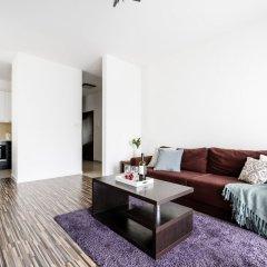 Апартаменты P&O Apartments Gieldowa комната для гостей фото 4