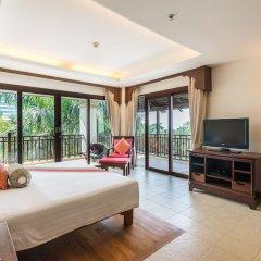 Отель Ravindra Beach Resort And Spa комната для гостей фото 16