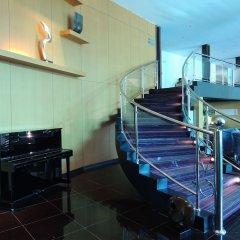 Отель Nova Platinum Паттайя фитнесс-зал фото 4