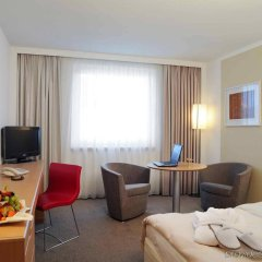 Отель Novotel Düsseldorf City West комната для гостей