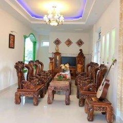 Отель Bao Han Villa Далат интерьер отеля