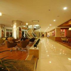 Sunis Evren Beach Resort Hotel & Spa интерьер отеля