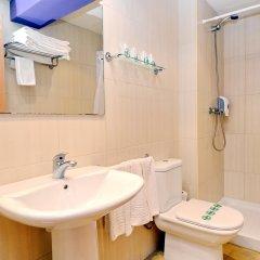 Отель Moremar Испания, Льорет-де-Мар - 4 отзыва об отеле, цены и фото номеров - забронировать отель Moremar онлайн ванная